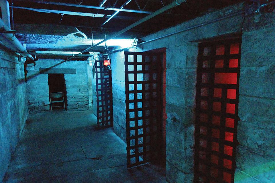 Sandusky County Historic Jail & Dungeon (photo courtesy of Sandusky County Historic Jail & Dungeon)