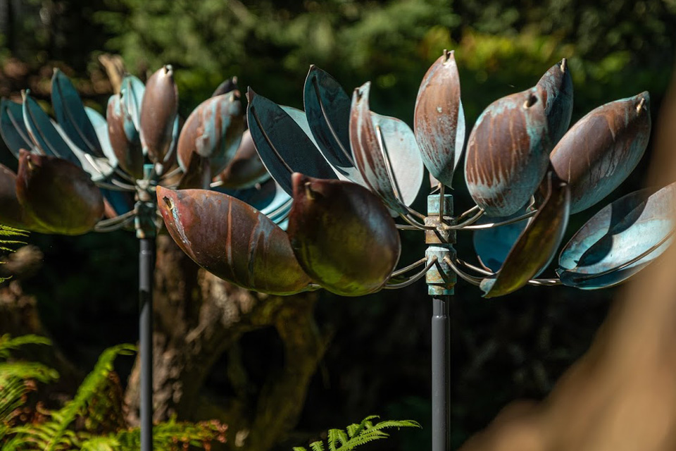 The art of Lyman Whitaker at The Dawes Arboretum
