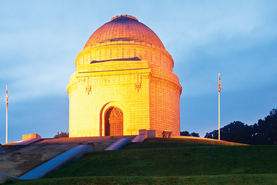 McKinley National Memorial (photo by iStock)