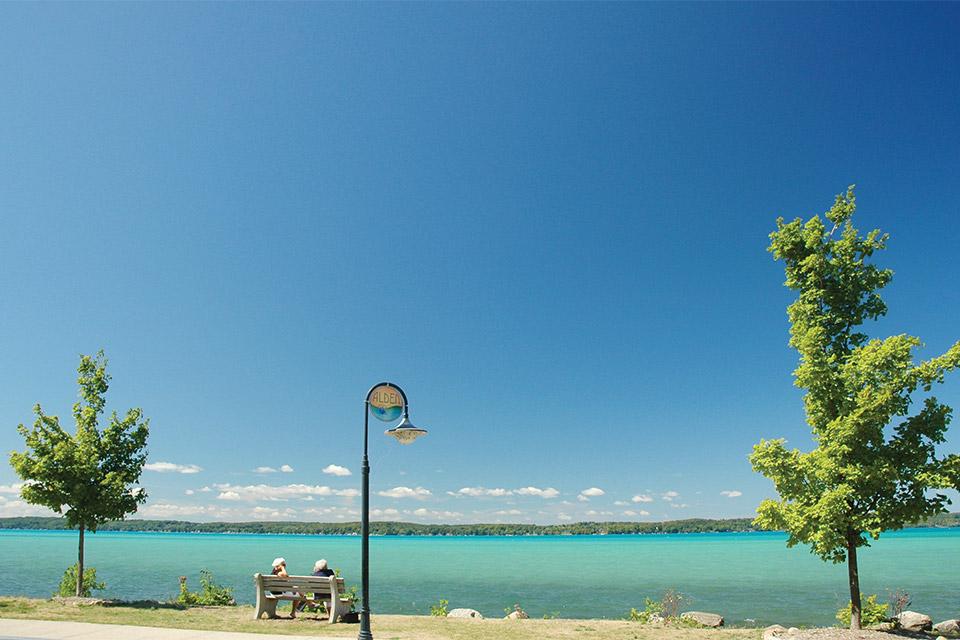 Torch Lake (photo courtesy of Traverse City Tourism)
