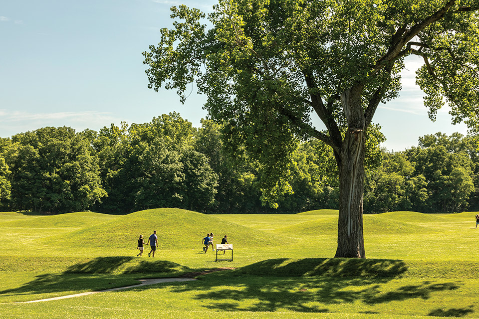 Hopewell Culture National Historical Park (photo by Curt McAllister)