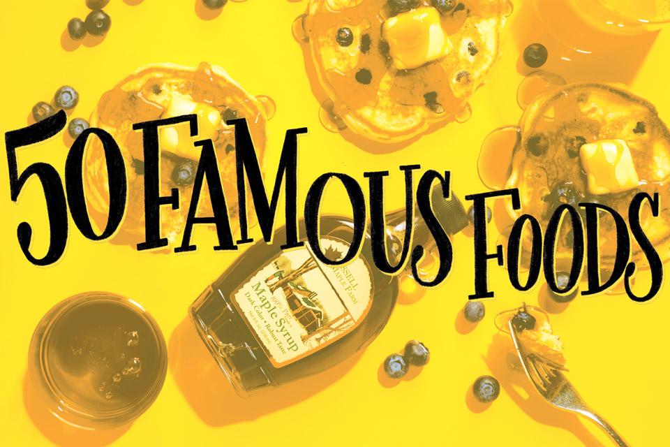 50 Famous Ohio Foods