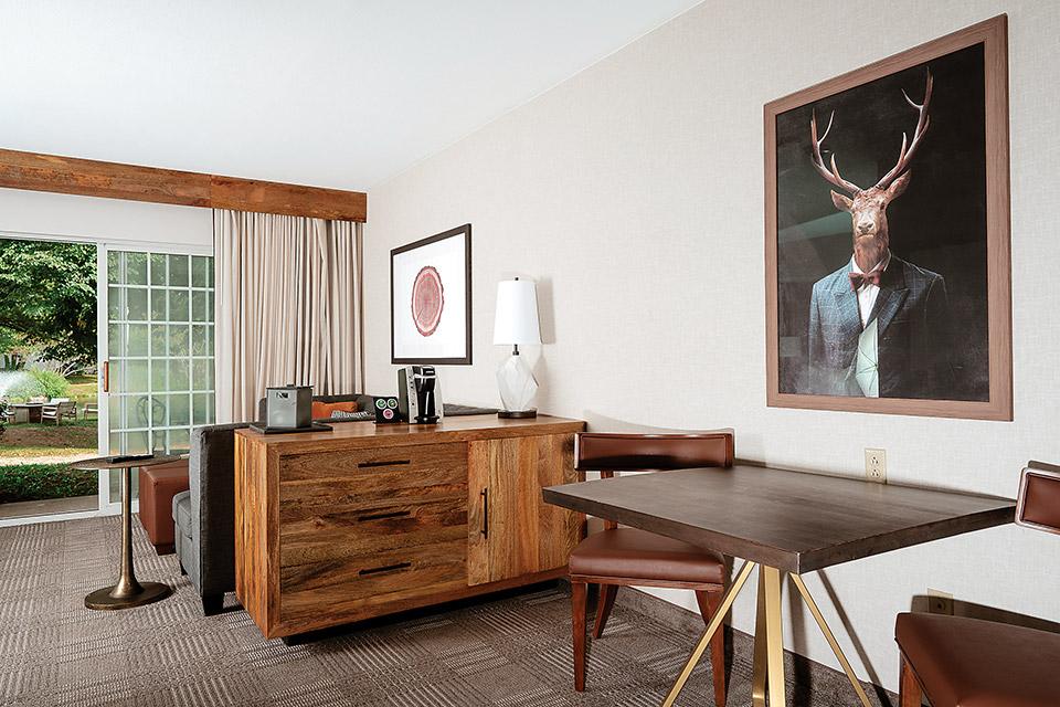 Cherry Valley Hotel room (photo courtesy of Cherry Valley Hotel)