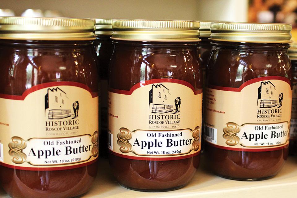Roscoe Village Apple Butter (photo courtesy of Junction Enterprises)