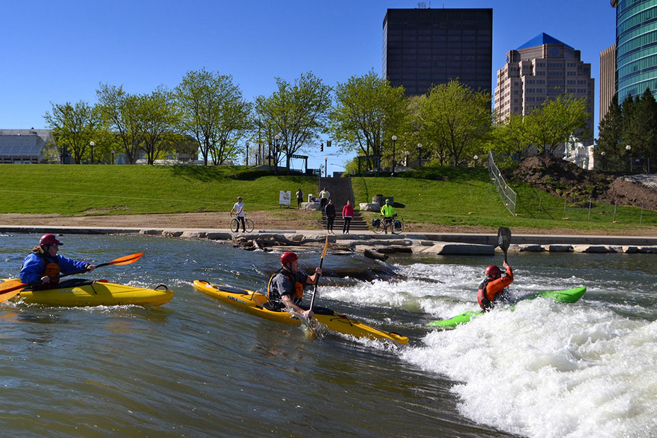 Paddle the Great Miami River
