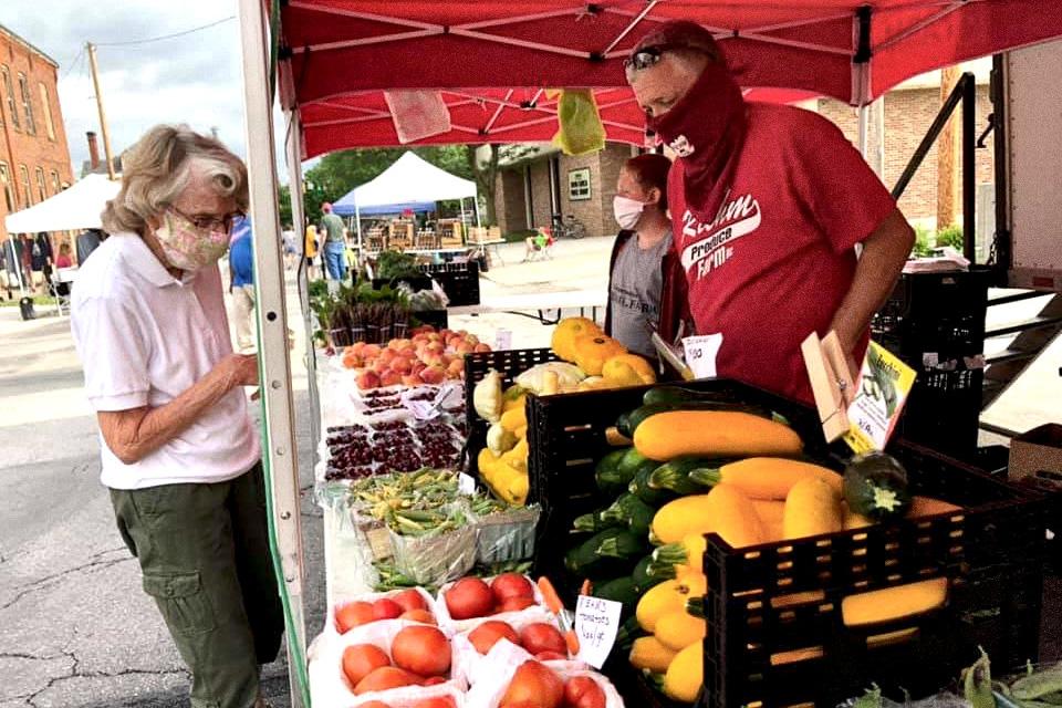 Tiffin Seneca Farmers Market