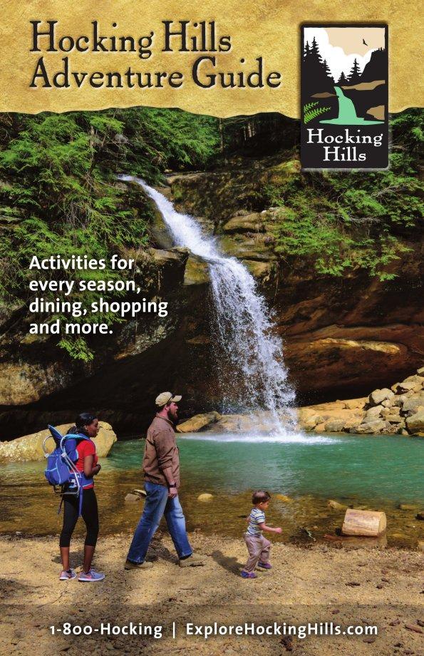 2021 Hocking Hills Adventure Guide