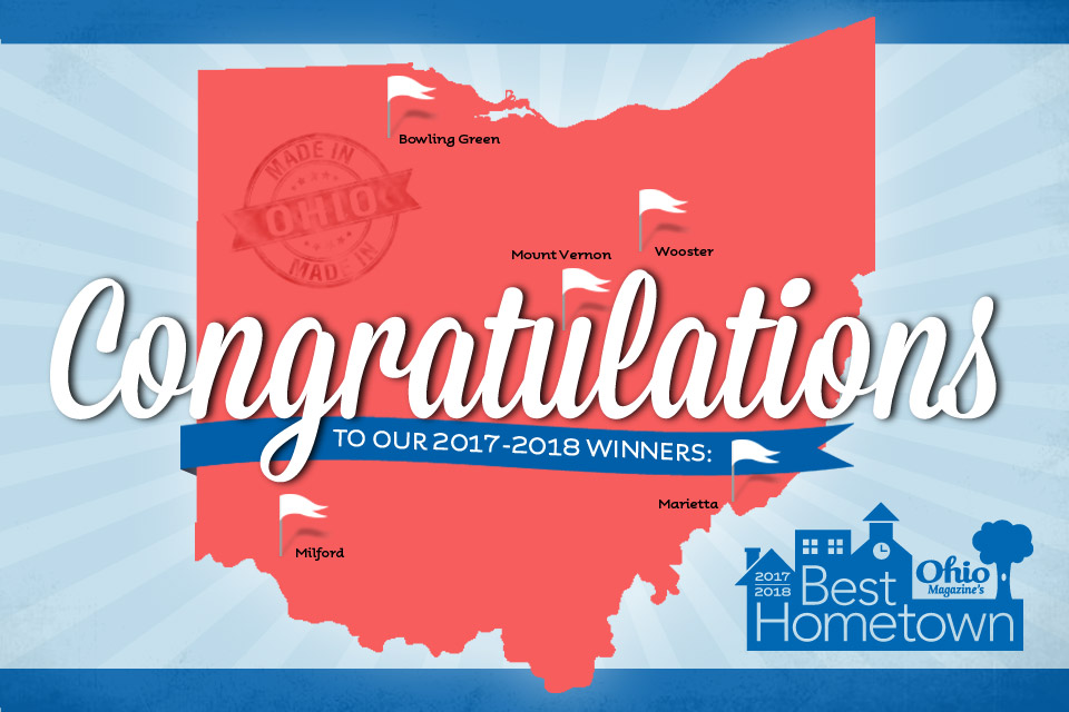 Best Hometowns winners