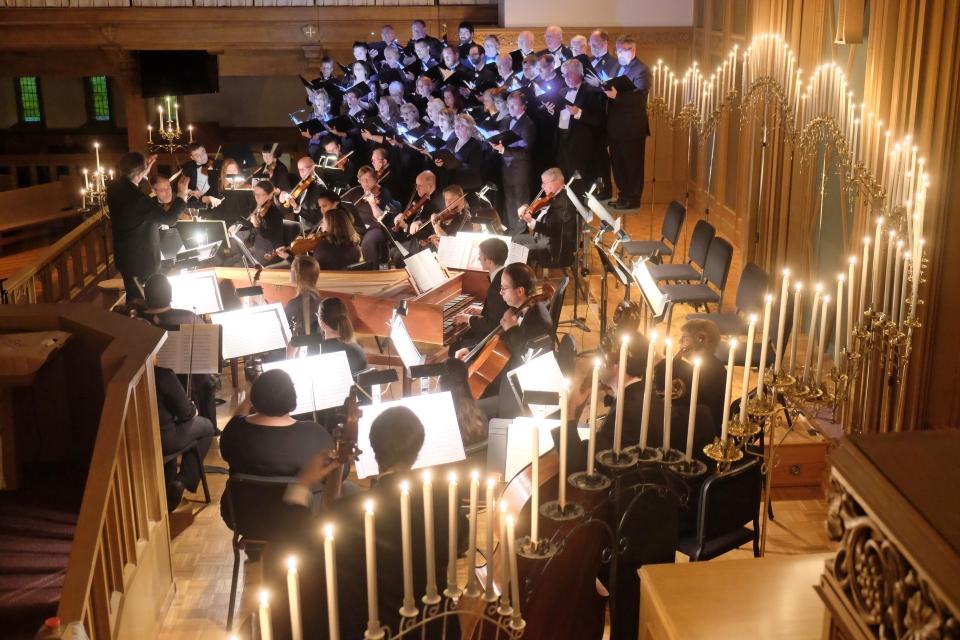 Lima Symphony Orchestra plays Mozart