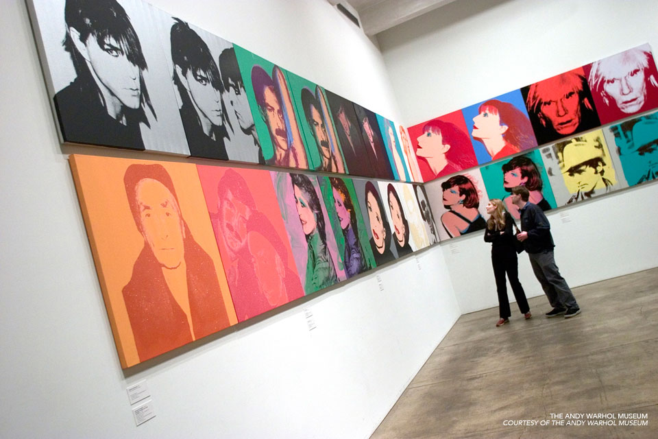 andy warhol museum - 640×427