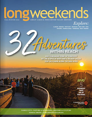 Long Weekends Cover