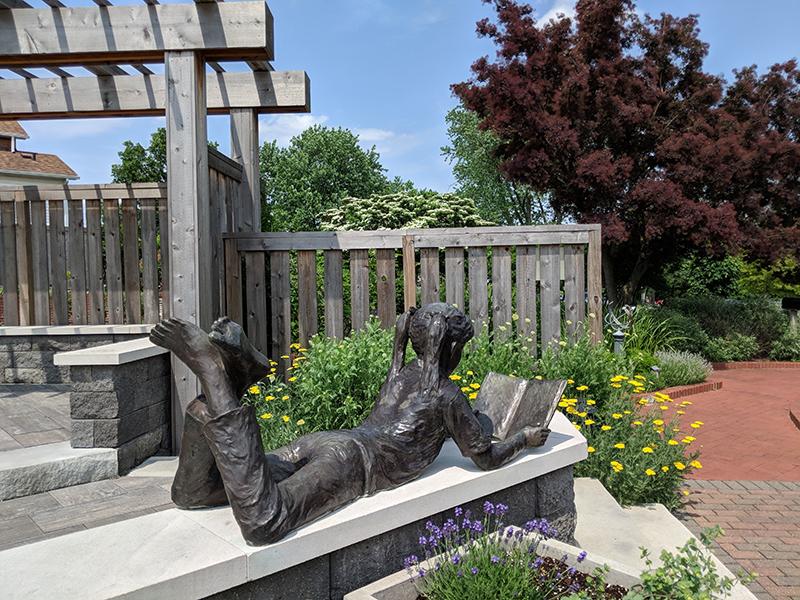 Garden at Gantz Park
